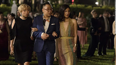 awkwafina nico santos constance wu crazy rich asians movie 2018