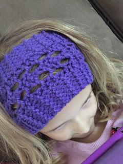 Headband-Knitted