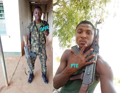 Soldier Stabs Colleague To Death After Taking Drugs
