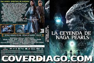 Legend of the Naga Pearls - La legenda de naga pearls