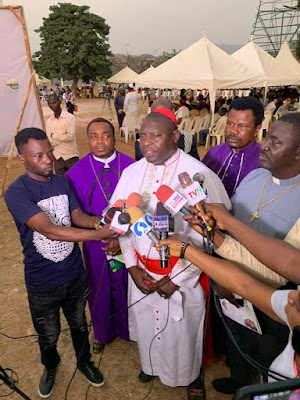 Buhari's victory: Inter-faith clerics commence 3-day praise and worship in Abuja