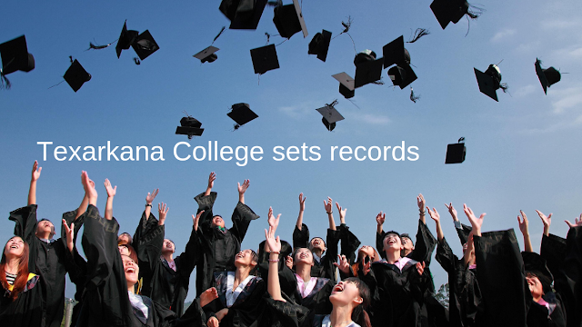 Texarkana College sets institutional records for student success