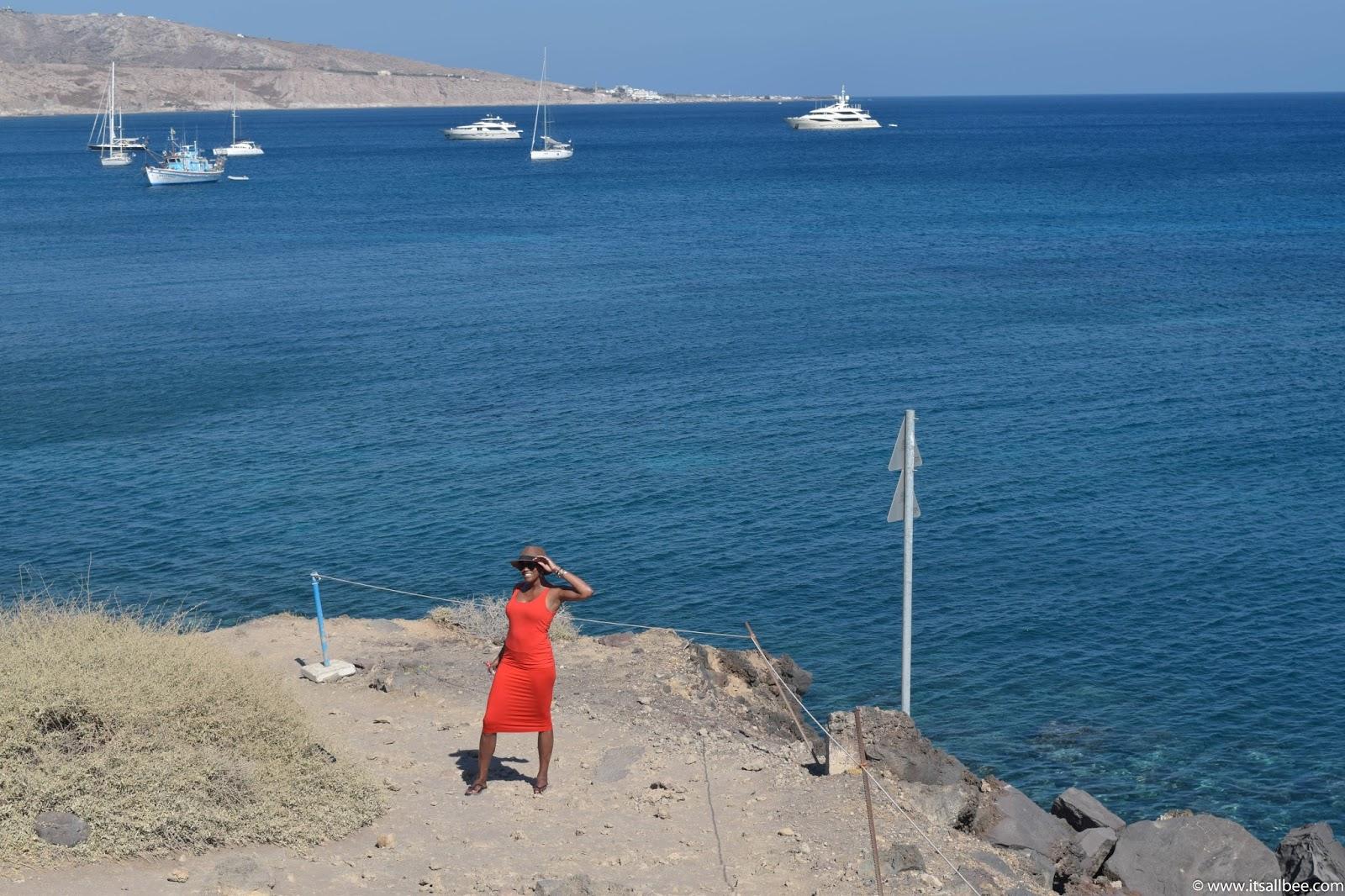 best beaches in santorini | Guide To The Best of Santorini Beaches