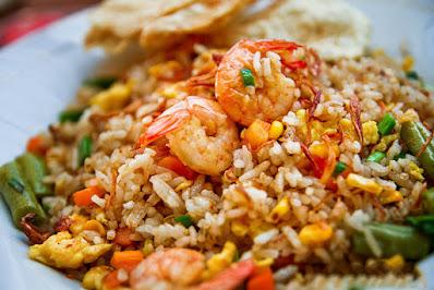 Nasi Goreng, Fried Rice, Kuliner Cirebon