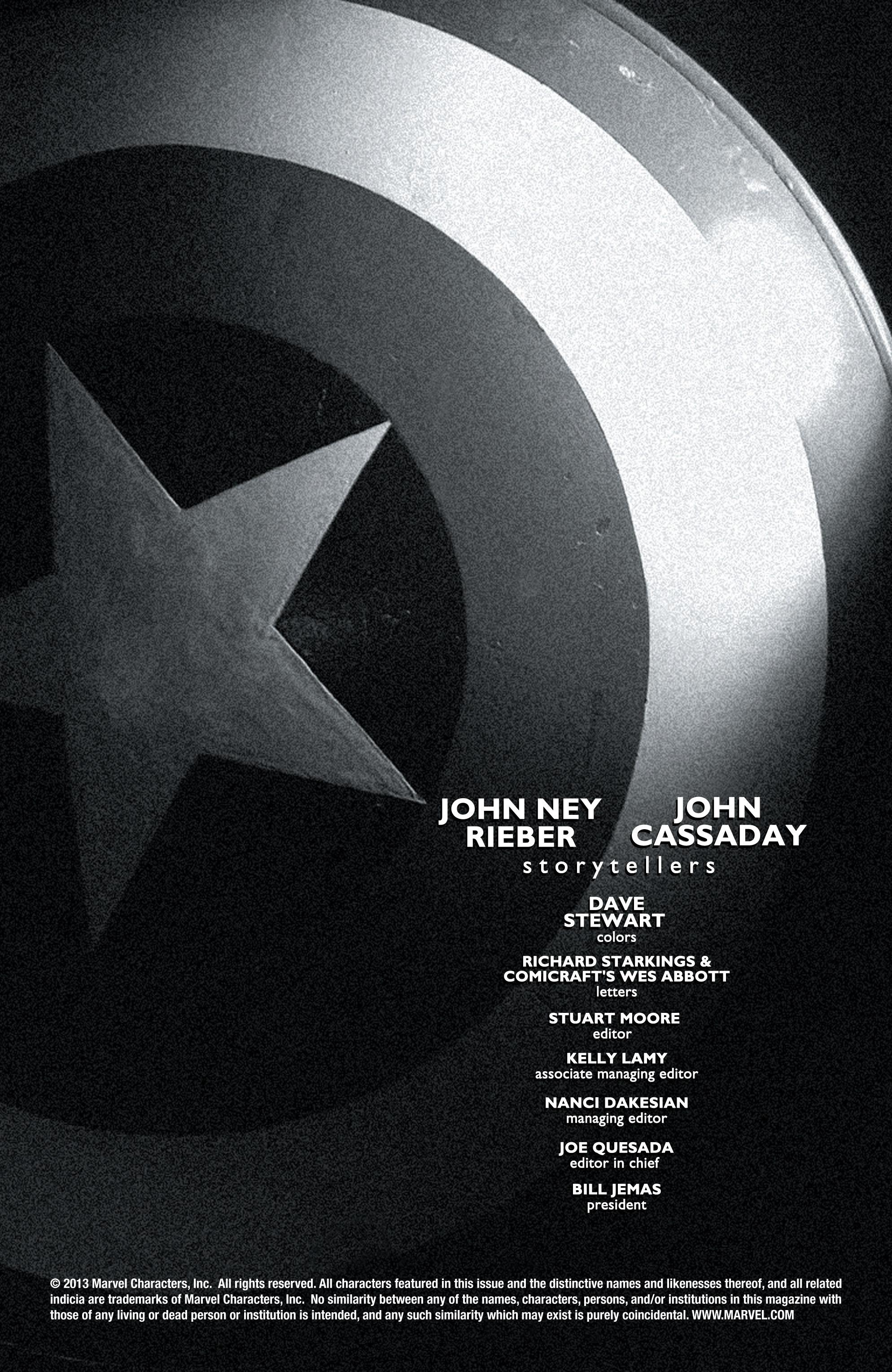 Captain America (2002) Issue #1 #2 - English 37