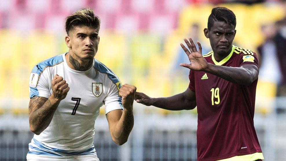 Venezuela Sub 20 Contra Ecuador Sub 20: Uruguay U20 Vs Venezuela U20 En Semifinales Mundial Sub 20
