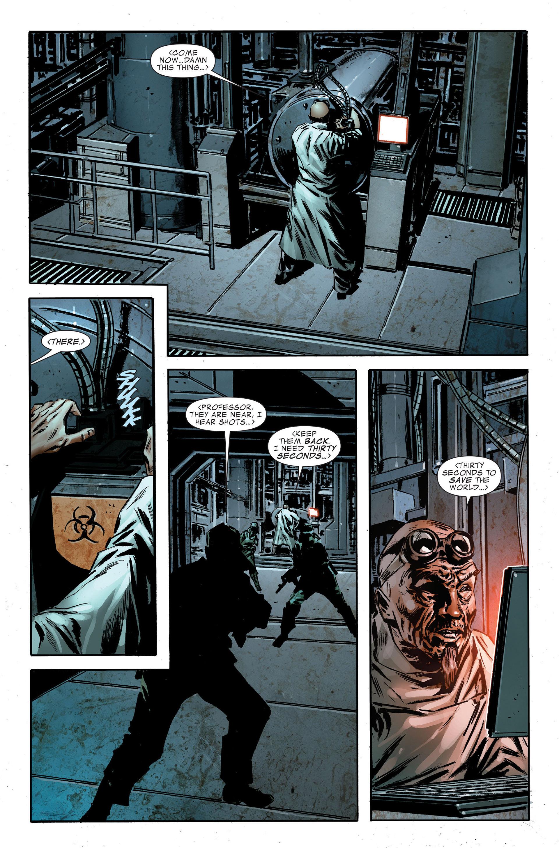 Read online Captain America (2005) comic -  Issue #48 - 13