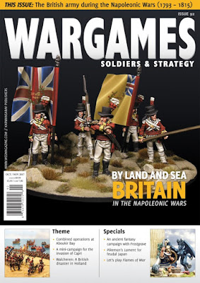 Wargames, Soldiers & Strategy, 92, Oct-Nov 2017