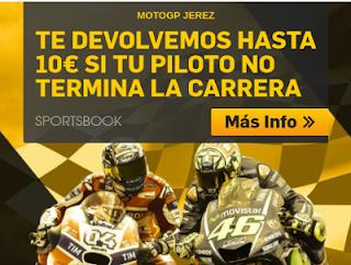 betfair promocion gran premio MotoGP de Jerez 6 mayo