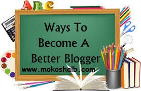 8 Tested Tips to be a Better Blogger