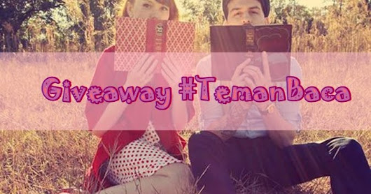 Read + Review: Winner Announcement Giveaway #TemanBaca