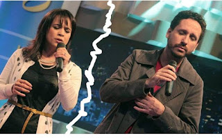 Daniela Araújo e Leonardo Gonçalves