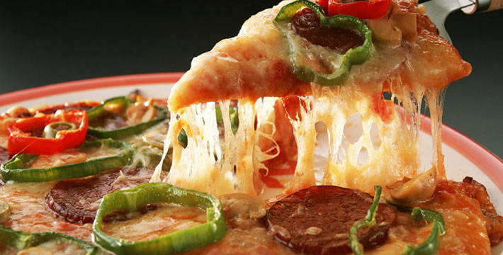 पिझ्झा - पाककला | Pizza - Recipe
