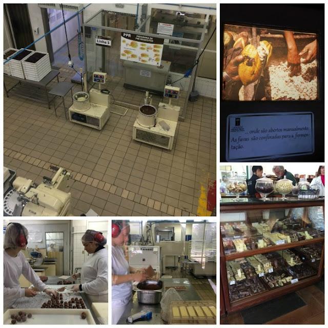 O que fazer em Campos do Jordão com chuva - Fábrica de Chocolates Araucária