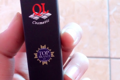 Review QL Waterproff and Curling Mascara