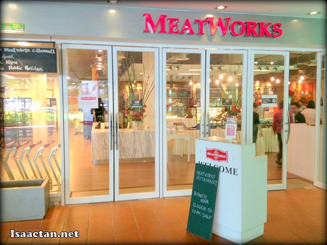 MeatWorks Restaurant @ Citta Mall