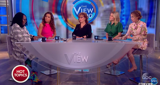 "The View Goes TOO FAR! Rants ""Trump is Danger To The World"""