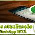 3 Ultimas Atualização do WhatsApp BETA