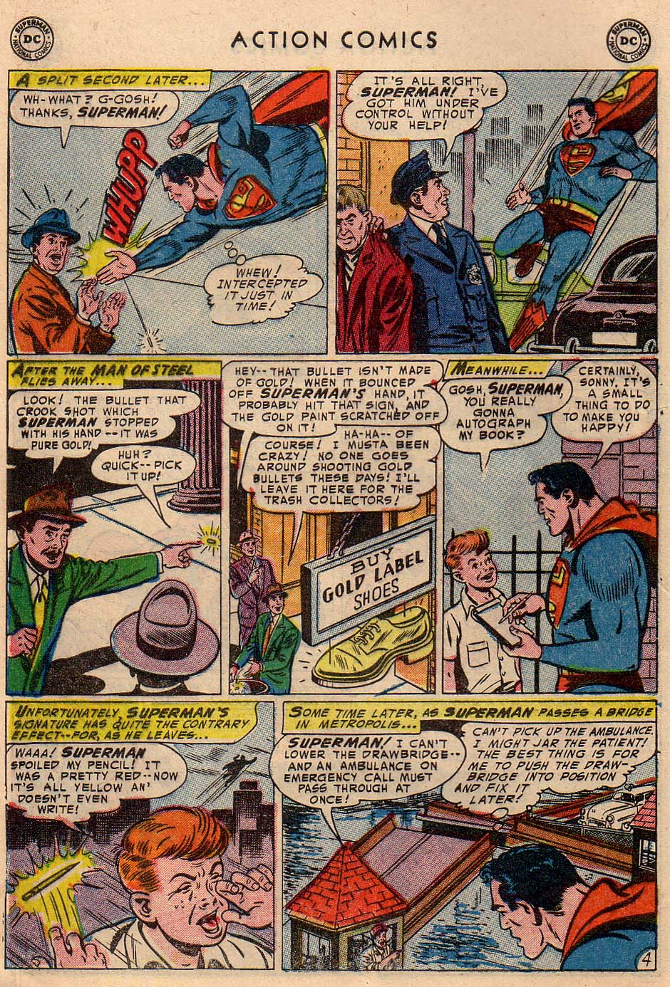 Action Comics (1938) 193 Page 5