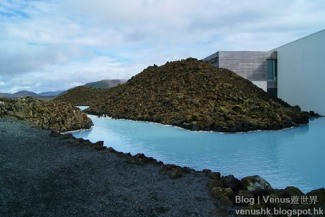 冰島blue lagoon