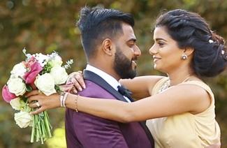 Civil Wedding & Tamil Wedding | Suji & Jani Boreham House