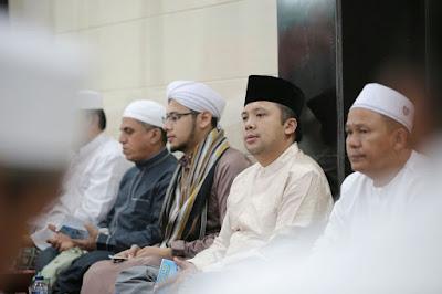 Songsong Ramadhan Ridho Ajak Warga Negeri Sakti Makmurkan Masjid