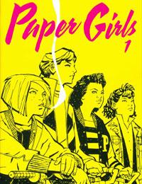 Paper Girls (2015)