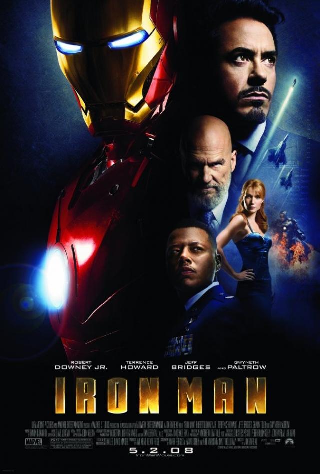 Người sắt - Iron man (2008)