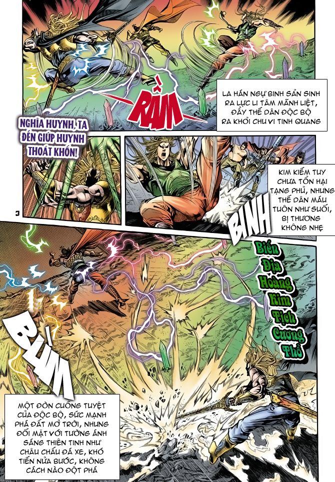 Đại Đường Uy Long chapter 53 trang 3