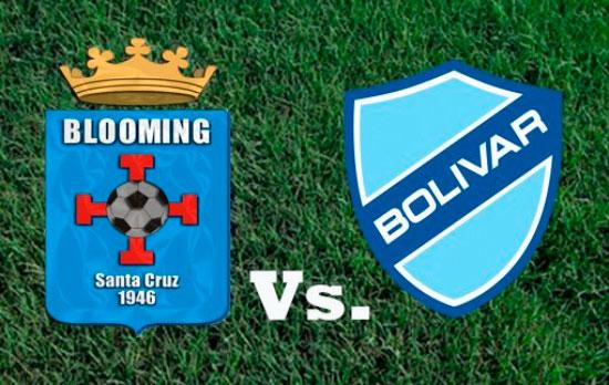 En vivo Blooming vs. Bolívar