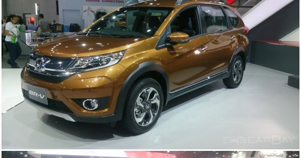 Honda brv a quick guide to the drive by for Honda brv philippines