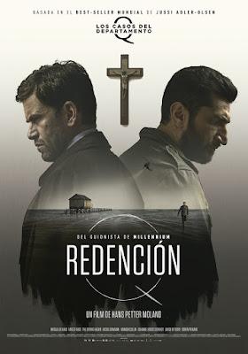 Redención (Los Casos Del Departamento Q) 2016 DVD R2 PAL Spanish
