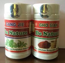 Daftar Paket Obat De Nature