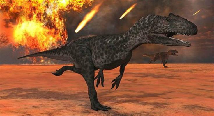 Νέα ψευτο-θεωρία ο υποτιθέμενος αστεροειδής των δεινοσαύρων έπεσε σε κοιτάσματα πετρελαίου!!