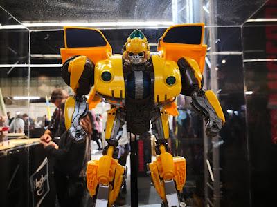 los seguidores de la saga Transformers podrán adentrarse en la nueva entrega de la saga: Bumblebee