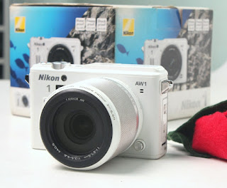 Mirrorless Anti Air Nikon 1 AW1 2nd