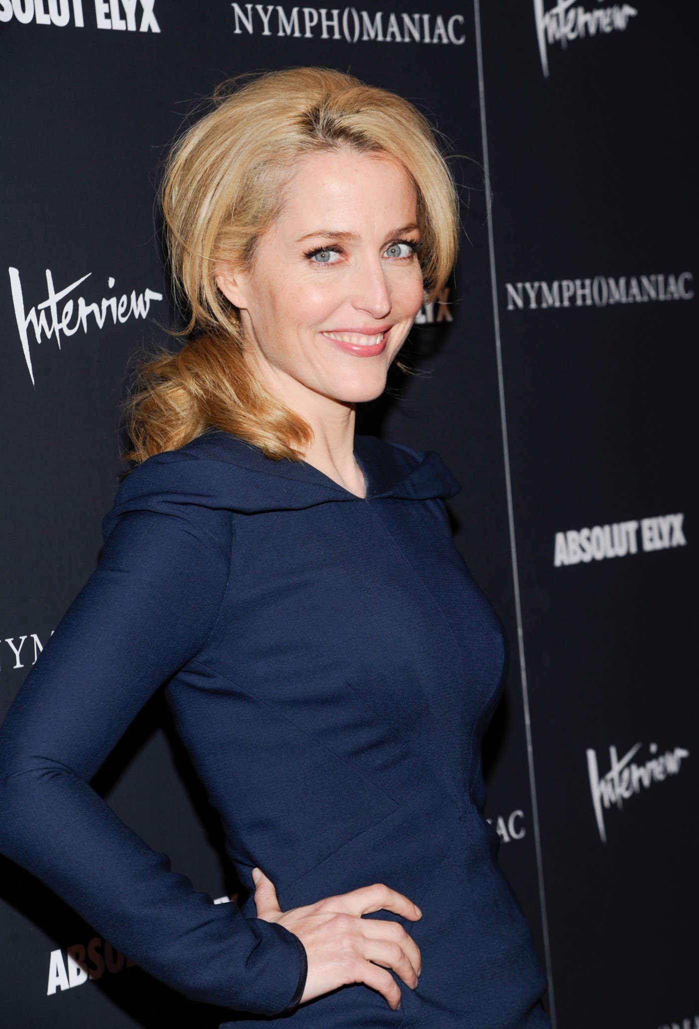 Gillian Anderson summary | Film Actresses