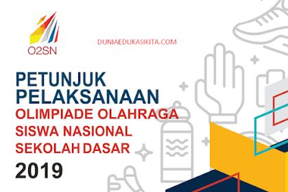 DOWNLOAD JUKNIS 02SN SD TAHUN 2019 | PENDIDIKAN INDONESIA
