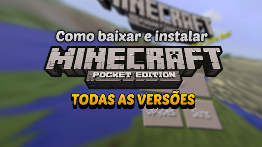 Como baixar e instalar Minecraft: Pocket Edition