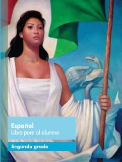 Español Libro para el alumno Libro de texto Segundo grado 2016-2017