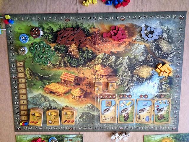 Stone Age board