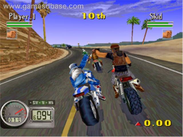 تحميل لعبة سباق الموتوسيكلات مجانا كاملة خفيفة Road Rush - تحميل العاب