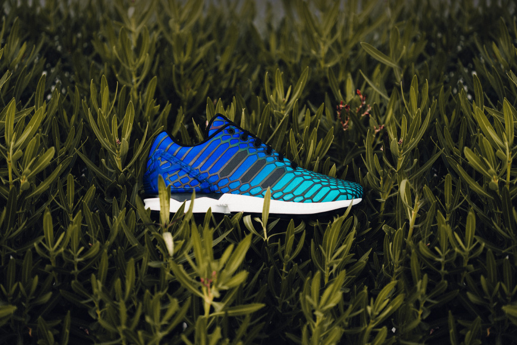finest selection 739d9 7f4a4 Adidas Originals ZX Flux 'Xeno' | BUILD & DESTROY...