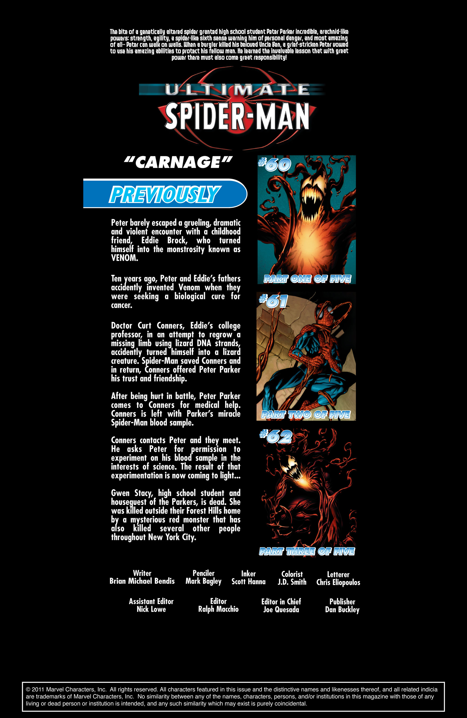 Read online Ultimate Spider-Man (2000) comic -  Issue #63 - 2