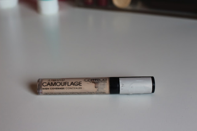 Catrice Liquid Camuflage, High Coverage Concealer