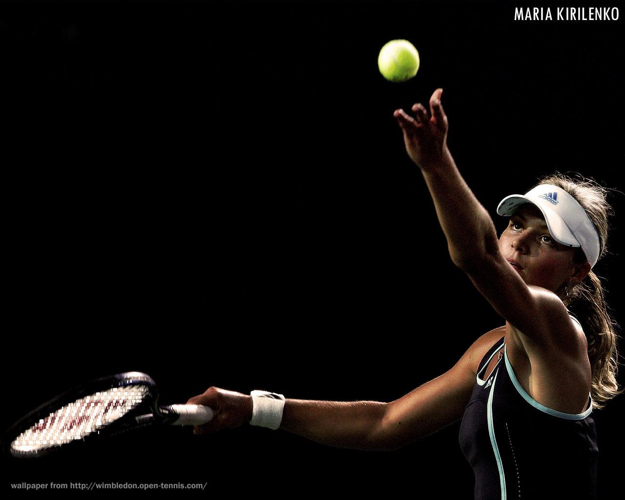 All Sport Wallpaper Hd: All Sports Superstars: Maria Kirilenko HD Wallpapers 2012