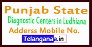 Diagnostic Centers in Ludhiana Punjab