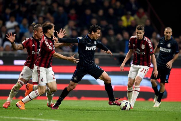 Inter vs AC Milán EN VIVO por la Serie A