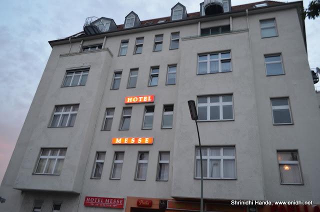 Hotel Berlin Zob Am Funkturm