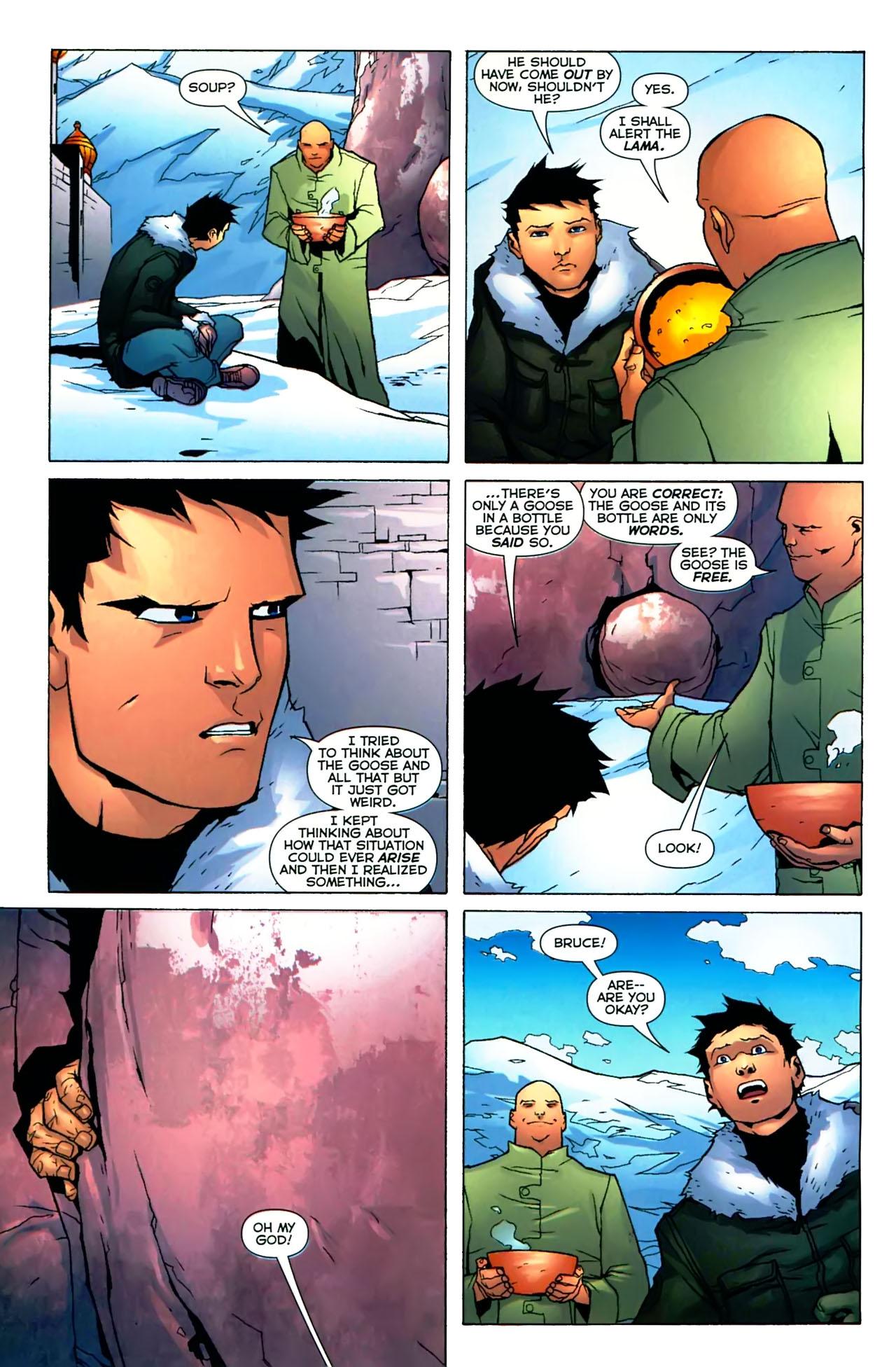 Read online Batman: The Black Casebook comic -  Issue # TPB - 190